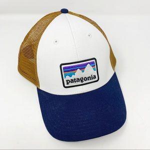 Patagonia Sticker Patch Lopro Trucker Hat
